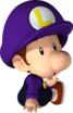 ACL - SSBSwitch recolour - Baby Luigi 1