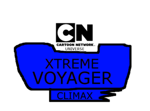 Cartoon Network Universe Xtreme Voyager Climax Logo