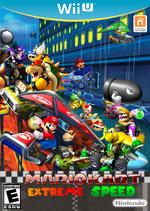 Mario Kart Extreme Speed Boxart