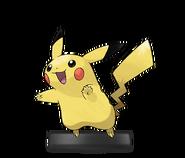 Pikachu amiibo CA