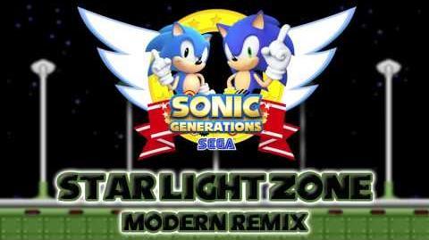 Star Light Modern - Sonic Generations Remix