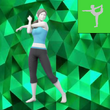 Wii Fit Trainer Emerald