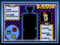 Dr. Mario Stage Melee What If