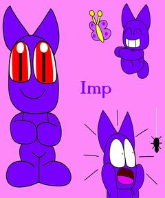 Imp Doodles