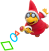 Red Magikoopa New