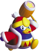 Rey Dedede Kirby 64 The Crystal Shards