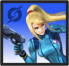 SSBF Zero Suit Samus