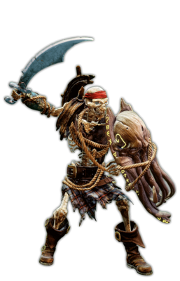 Spinal Killer Instinct 2013 render DSSB