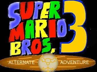Super Mario Bros 3 Alternate Adventure Fantendo Nintendo