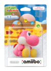 Amiibo - Pink Yarn Yoshi - Box