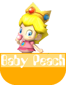 Baby Peach MR