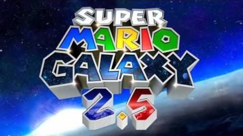 Bigger Beach Galaxy - Super Mario Galaxy 2