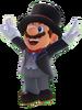 Black Tuxedo Mario 5