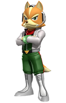 Fox McCloud, Star Fox Command1