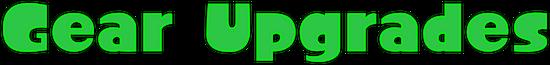 Gearupgrades