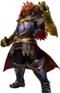 HW Ganondorf - Standard Armor