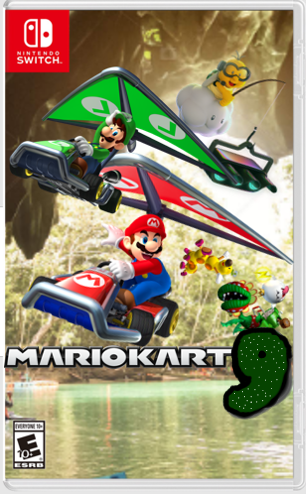 Mario Kart 9 Fantendo Nintendo Fanon Wiki Fandom