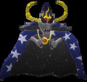 Nightmare in 3D Model