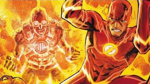 Supervillain Origins Heat Wave