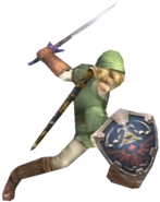 0.3.Twilight Princess Link preparing to strike