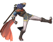 1.5.Path of Radiance Ike Kicking