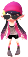 Agent 1 with Glasses