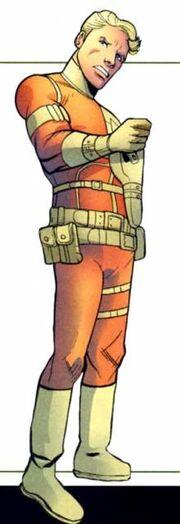 Clay Quartermain (Marvel Comics)
