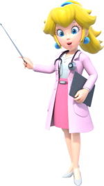 Dr. Peach - Dr. Mario World