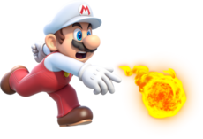 Fire MarioSM3DW