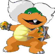 Ludwig von Koopa (SMB3AS sprite colors)- New Super Mario Bros. Wii