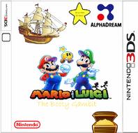 Mario & Luigi The Booty Gambit