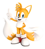 Miles tails prower adventure pose 2 upgraded by finland1-d7b33nx