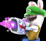 SB2 Rabbid Mario recolor 7