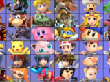 Super Smash Bros. Unbounded/Characters