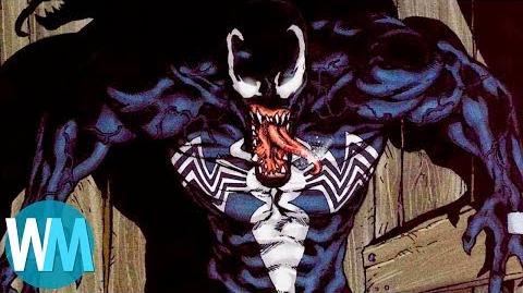 Supervillain Origins Venom (Redux)