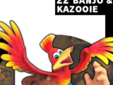 Super Smash Bros. Ultimate (Best Timeline)/Banjo & Kazooie