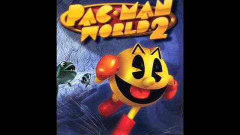 Blade Mountain - Pac-Man World 2