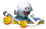 Boo Kart 7 Fanmade