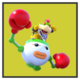 JSSB character preview icon - Bowser Jr.