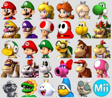 Mario Kart King S Mirror Fantendo Nintendo Fanon Wiki