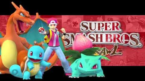 Ruby Sapphire Wild Pokémon Battle! (Super Smash Bros