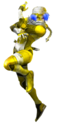 Shara the Yellow Ninja
