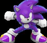 Sonic - recolor 6SSBC