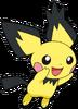 Spiky-eared Pichu