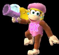 Splasher Dixie Kong