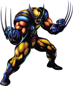 Wolverine Parasol
