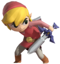 2.Red Toon Link 6