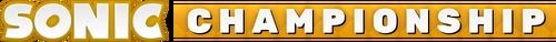 ACL Sonic Championship sideways logo