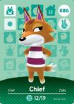 Ac amiibo card chief