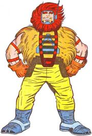 Big Bear (DC Comics)